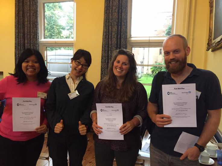 signy-team-get-their-1st-aid-certs