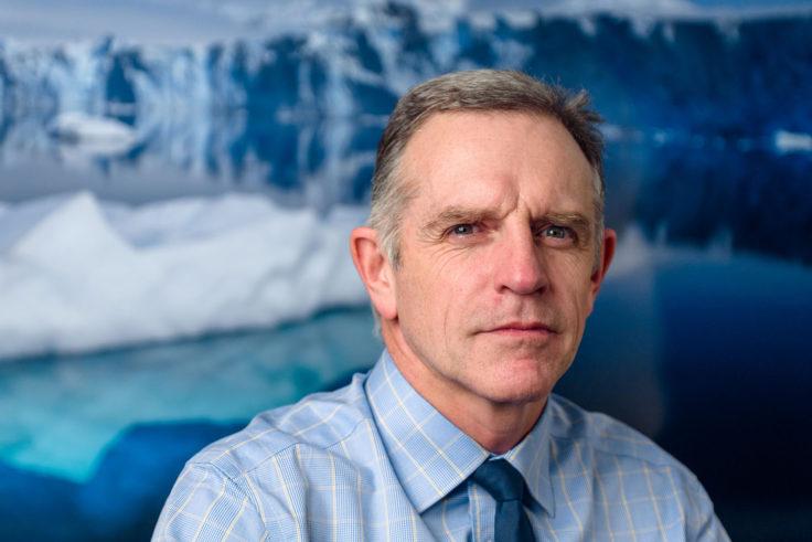 Professor David Vaughan, BAS Director of Science