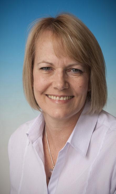 Professor Jane Francis, Director of British Antarctic Survey