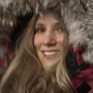 British Antarctic Survey oceanographer Dr Emily Shuckburgh