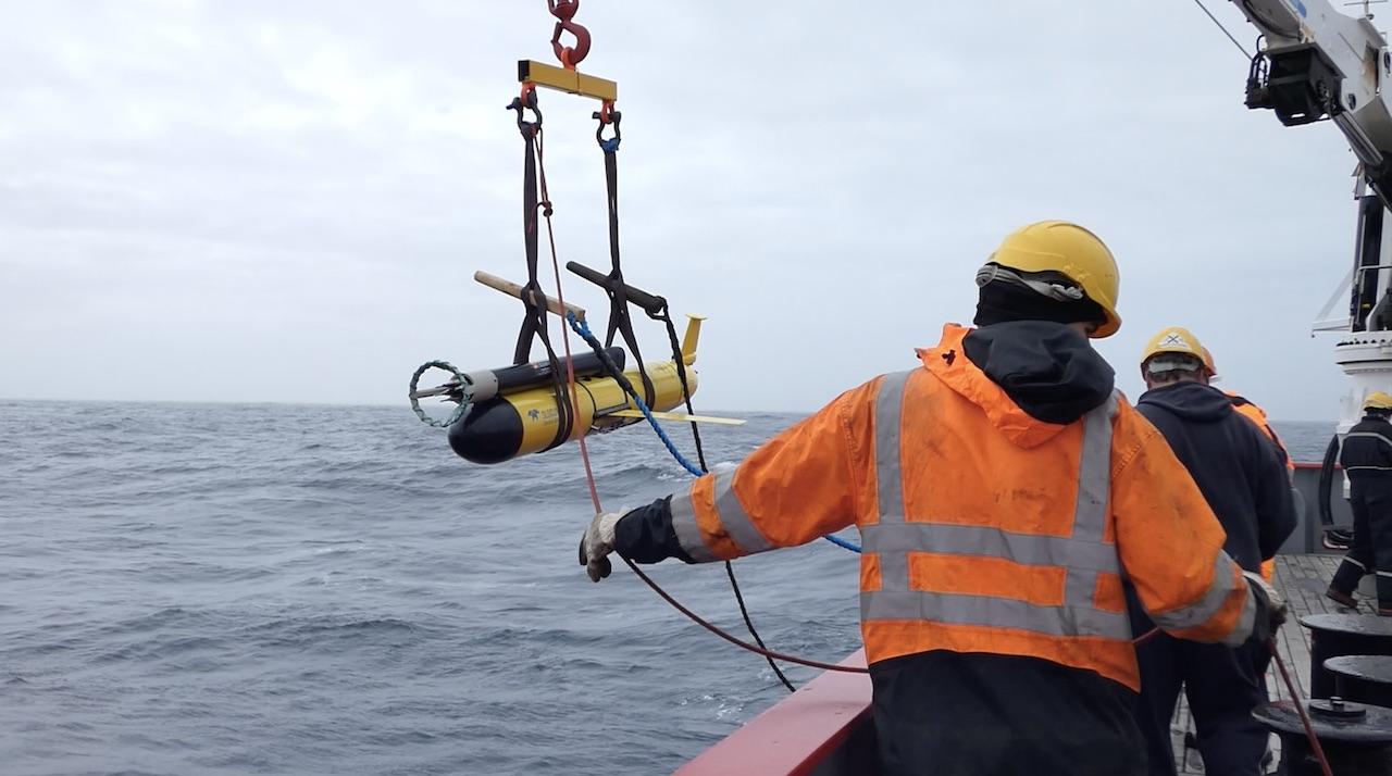 science in the sea – part 3: gliders galore! - blog post - british