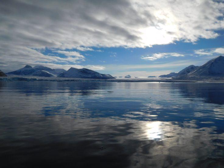 arctic-scenery
