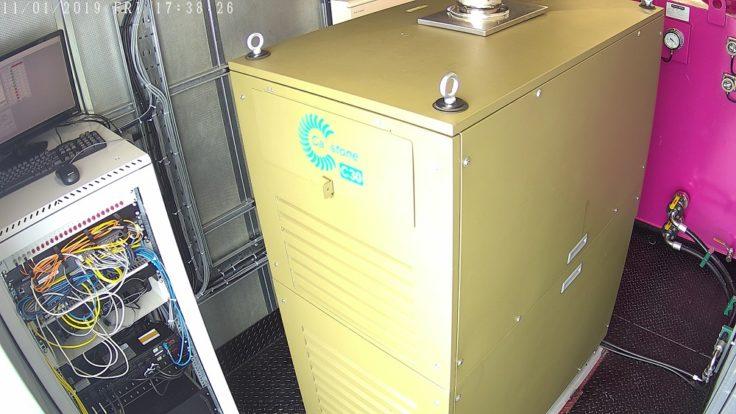 Capstone C30 Micro-turbine