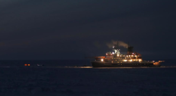 MOSAiC Blog: Approaching RV Polarstern
