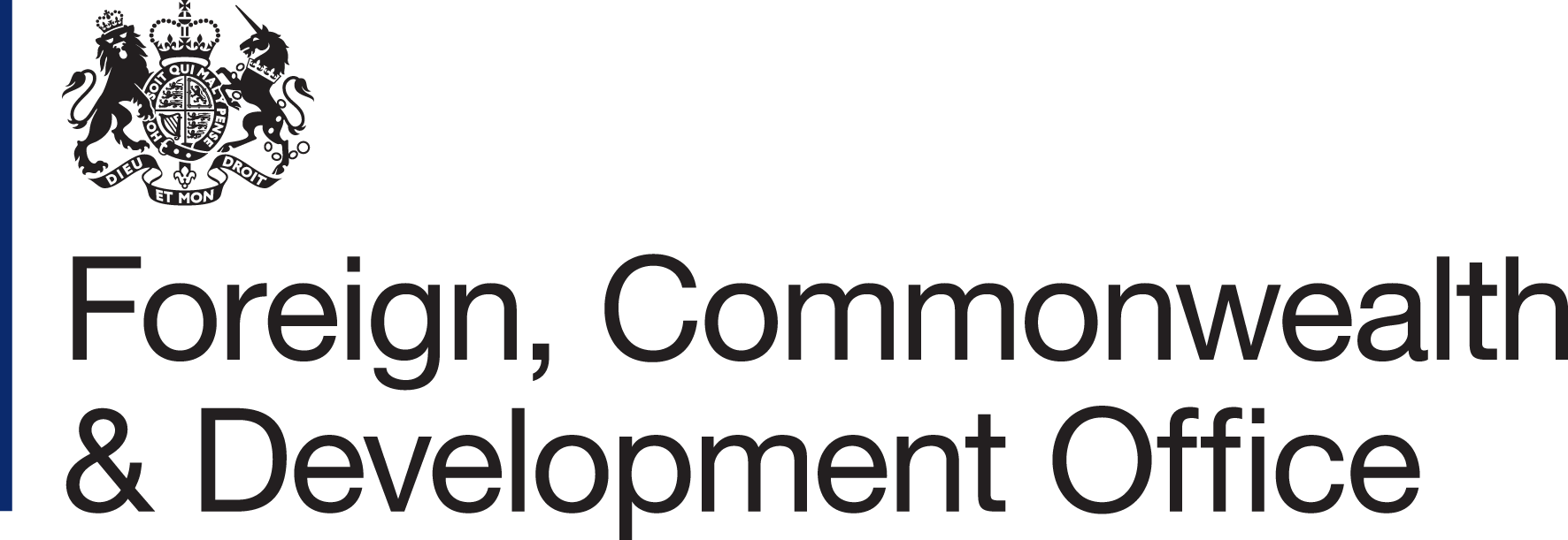 FCDO Logo, transparent