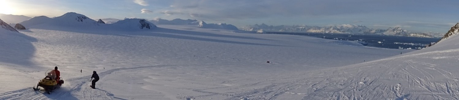 Photo of the Recreation Area at Rothera Research Station