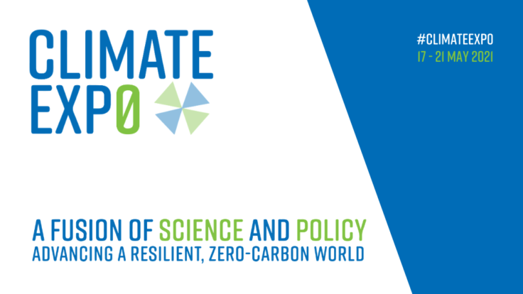 Climate Exp0 Title Card