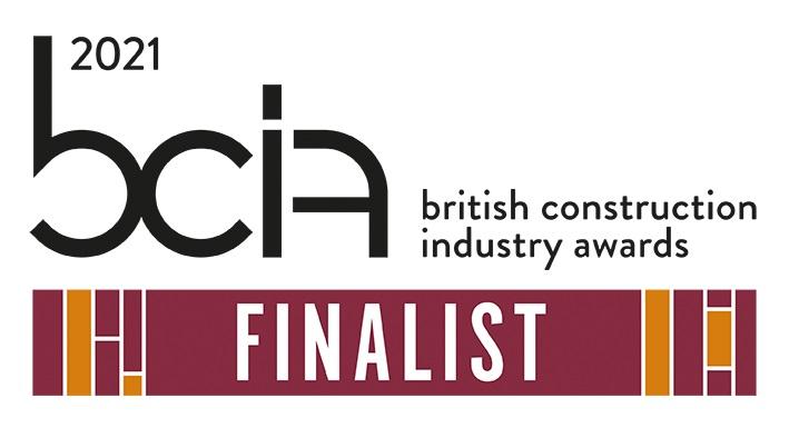 Logo of British Construction Industry Award